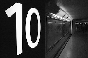 The Leaving Work Behind 100 - My Top 10