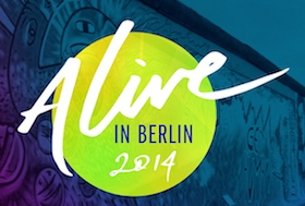 Alive in Berlin logo