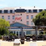 Hôtel de la plage à Ronce-les-Bains
