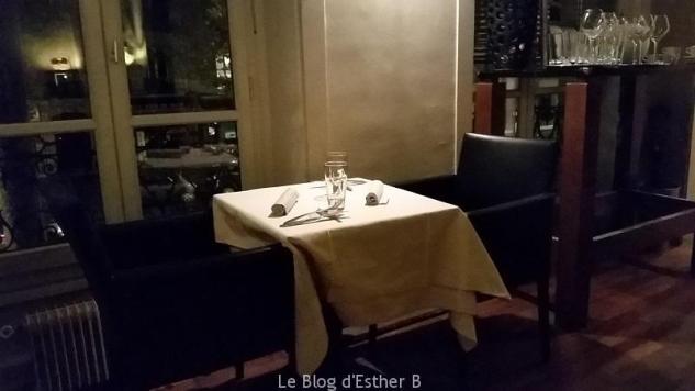 d ner test au restaurant pomze paris le blog d 39 esther b. Black Bedroom Furniture Sets. Home Design Ideas