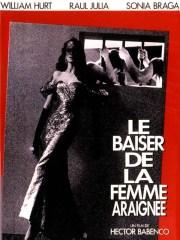 Affiche du film LE BAISER DE LA FEMME ARAIGNEE
