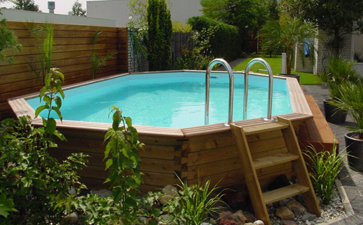Quelle piscine choisir le bricomag for Deco piscine hors sol