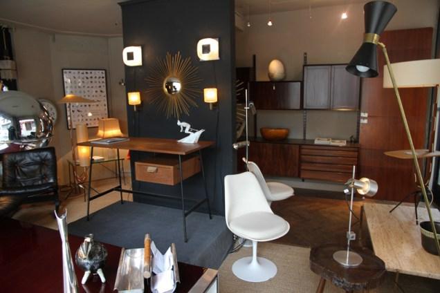 les antiquit s du xx me galerie luce le buzz de rouen. Black Bedroom Furniture Sets. Home Design Ideas