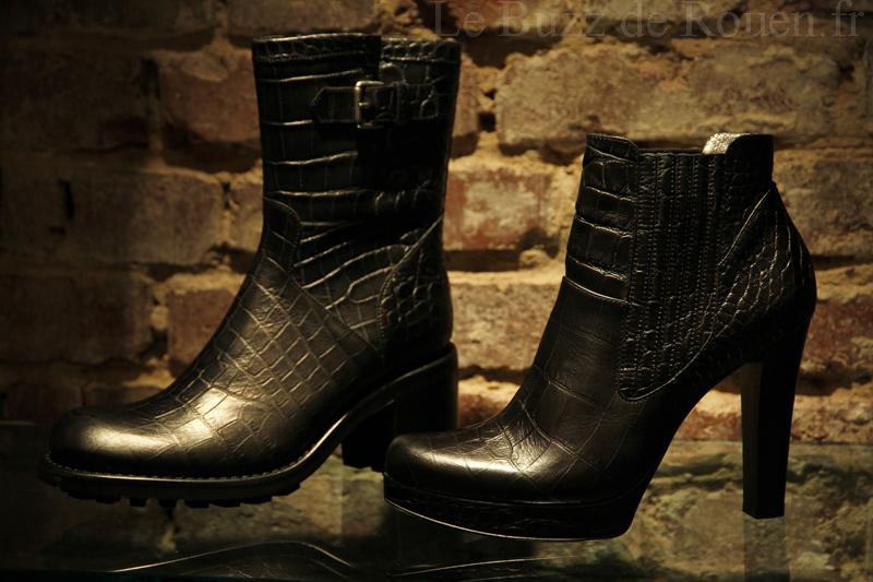 les boots talons free lance le buzz de rouen. Black Bedroom Furniture Sets. Home Design Ideas
