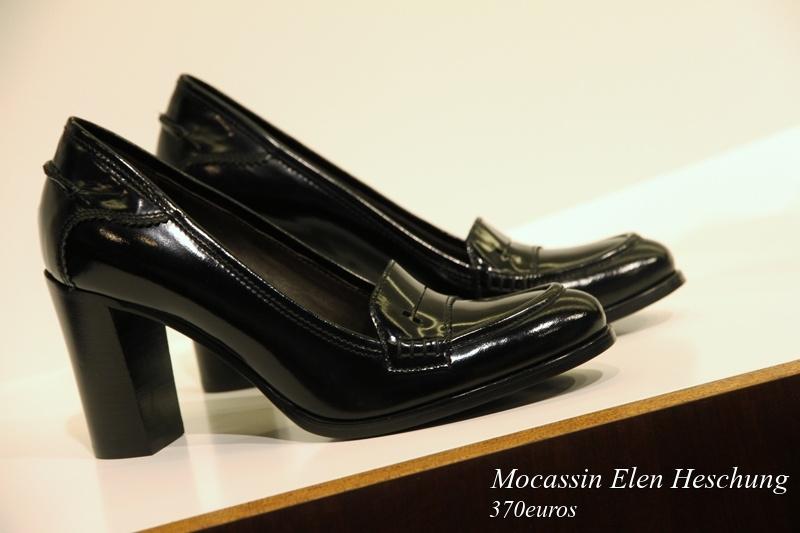la collection de chaussures heschung femme le buzz de rouen. Black Bedroom Furniture Sets. Home Design Ideas