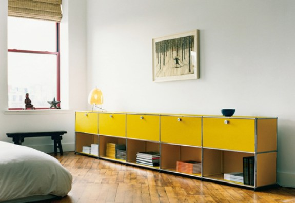 Le mobilier usm chez arch type le buzz de rouen for Meuble bureau usm
