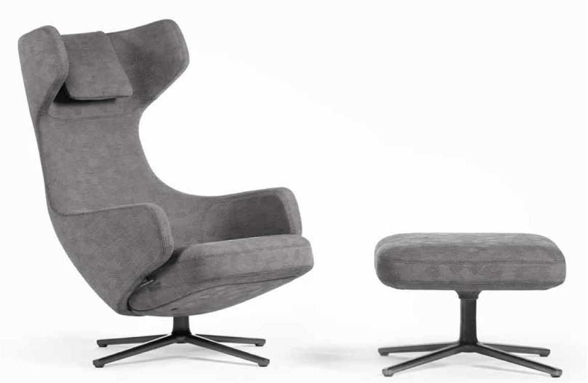 le mobilier vitra chez arch type le buzz de rouen. Black Bedroom Furniture Sets. Home Design Ideas