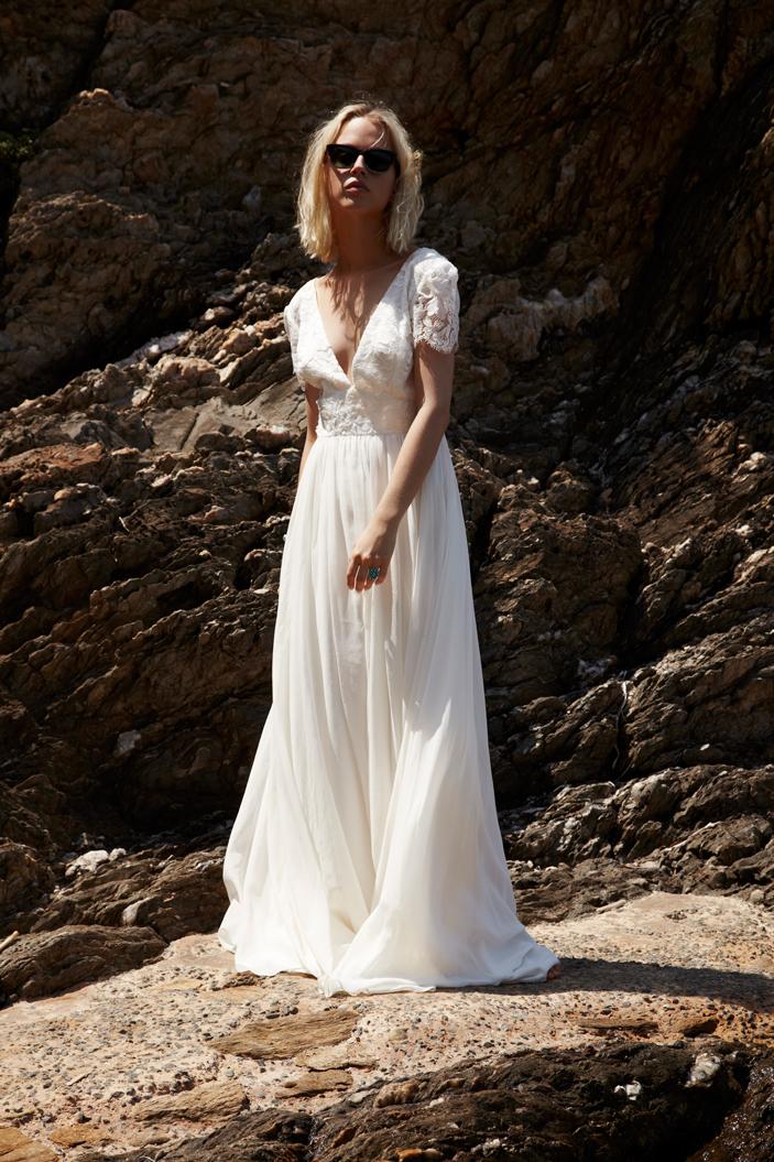 Les 25 plus belles robes de mari e 2016 le buzz de rouen - Eglantine emeye mariee ...