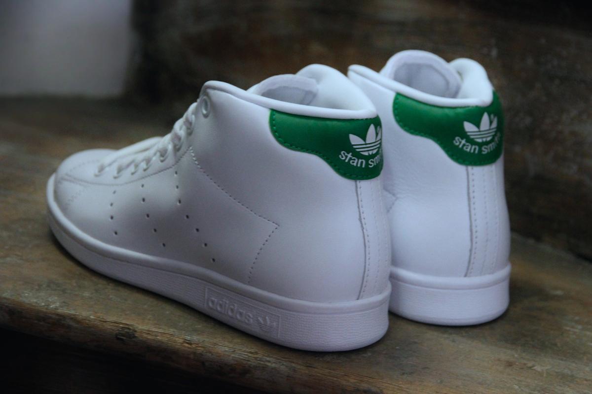 size 40 c159f a64c9 Retrouvez l Adidas Stan Smith High Top dans la boutique L Atelier à Rouen.