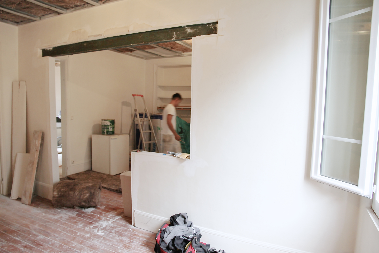 Peinture plafond pour fainant elegant peinture plafond for Bien peindre un plafond