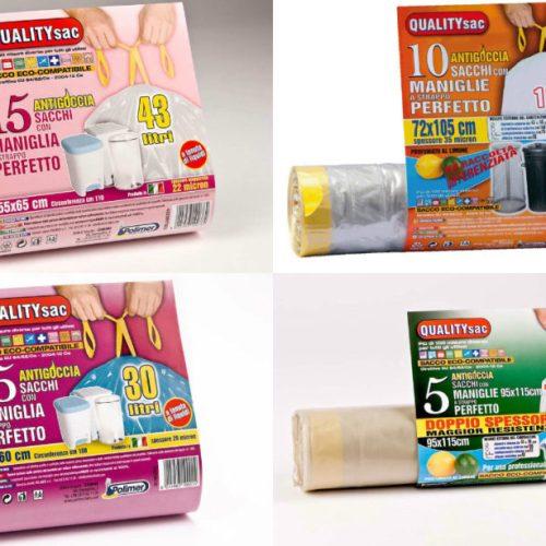 Qualitysac® rivoluziona il modo di raccogliere i rifiuti