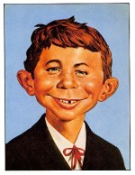 Phil Goff is Alfred E. Neuman