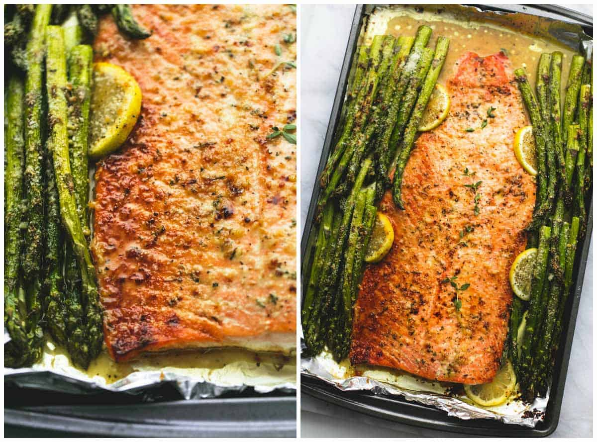 Luxurious Foil Grilled Asparagus Foil Balsamic Baked Lemon Parmesan Salmon Asparagus Foil Baked Lemon Parmesan Salmon Asparagus Foil Creme De La Crumb Easy Grilled Asparagus nice food Grilled Asparagus In Foil