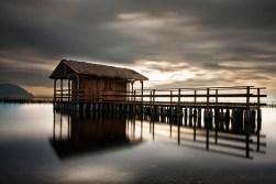 Le lac Tourlida en Grèce par Vassilis Tangoulis