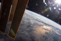Nasa La Terre depuis l'espace D