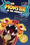 The Monster in the Mudball front cover