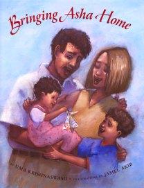 Bringing Asha Home cover image
