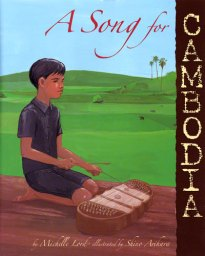 A Song for Cambodia cover image