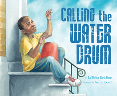 calling the water drum cover
