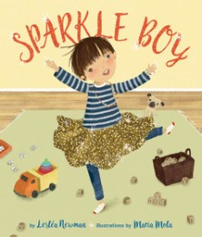 sparkle boy cover