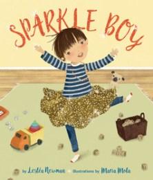 sparkle boy cover