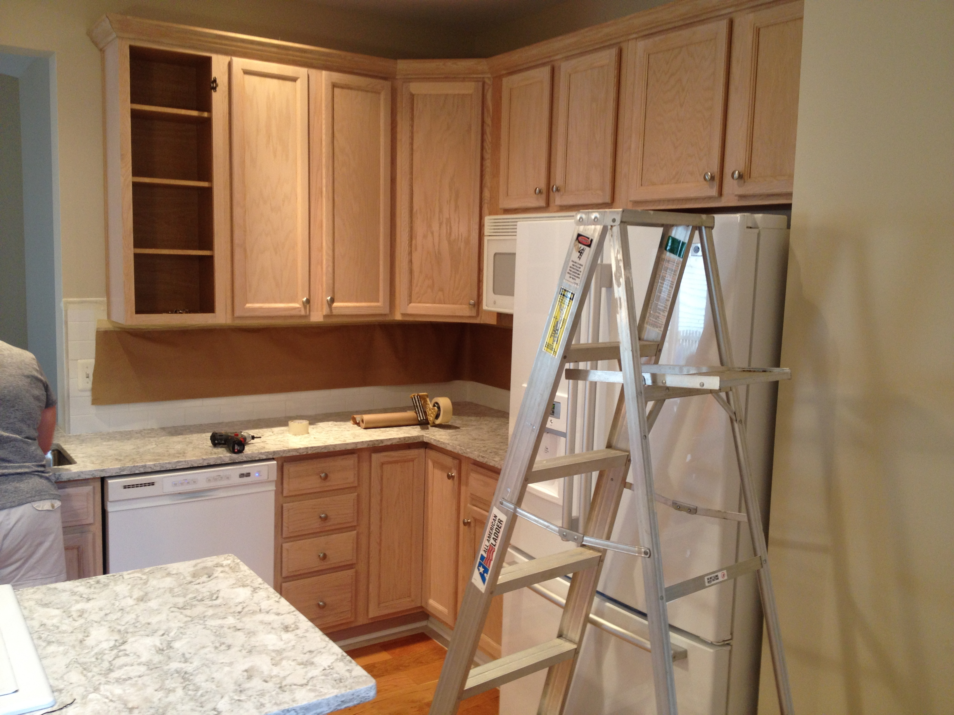 kitchen cabinet painting kitchen remodeling frederick md IMG 1