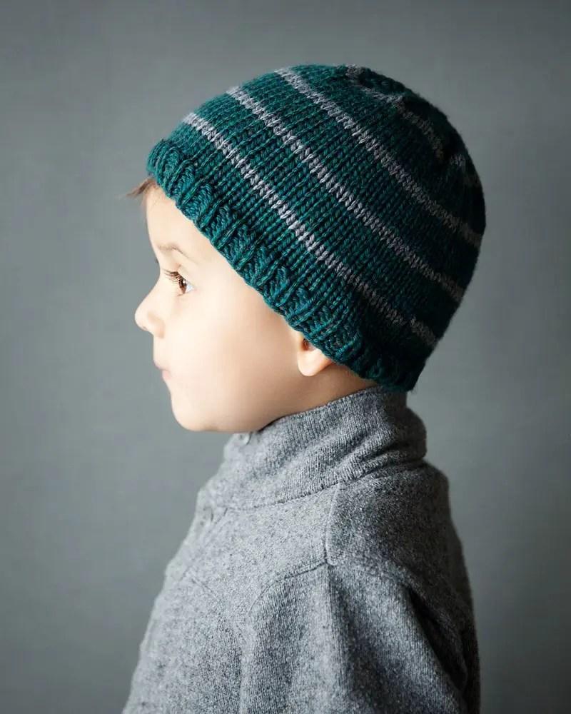 Knitting Beanies Patterns : Free toddler beanie knitting pattern leelee knitsleelee