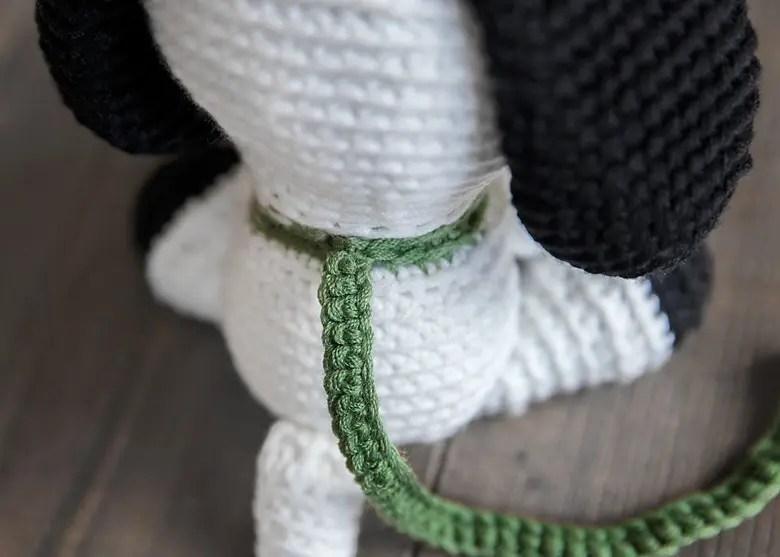 Free Crochet Puppy Pattern 7