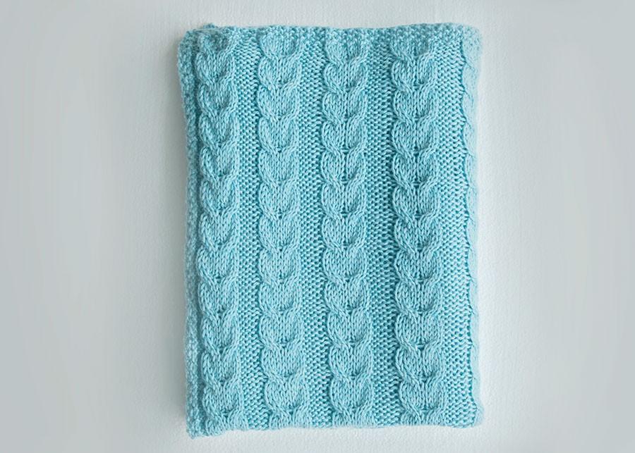 How-to-Wet-Block-Knitting-07