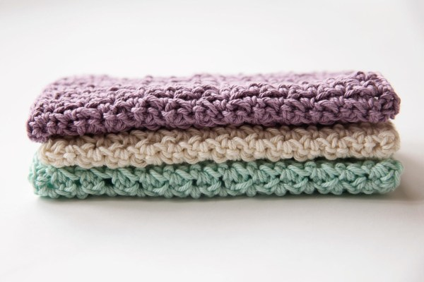 My Favourite Crochet Washcloth