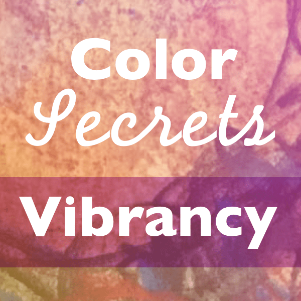 Color secrets: Vibrancy