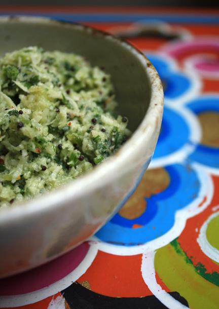chutney coco-coriandre