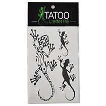 Pochette tatouages Margouillat