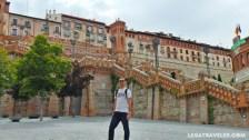 Escalinata - Que ver en Teruel