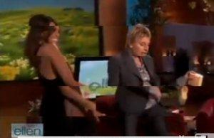 Halle Berry  Ellen DeGeneres