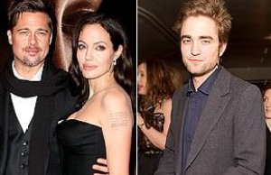 Angelina Jolie - Robert Pattinson