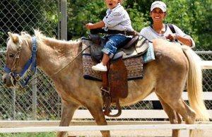 Halle Berry sa fille Nahla Photo