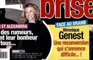 Jean Dujardin et Alexandra Lamy bonheur