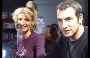 Jean Dujardin- Alexandra Lamy pardonne fans