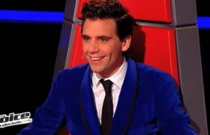 Mika seul coach sincere de The Voice