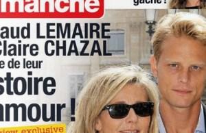 Arnaud Lemaire, excès avant Claire Chazal