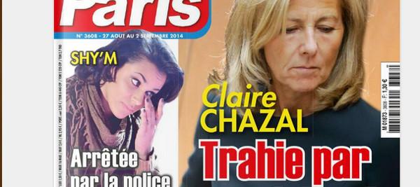 Claire Chazal trahie par son frère selon Ici Paris