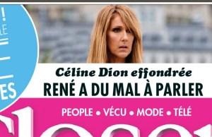 Rene Angelil  prothese à la langue  Celine Dion
