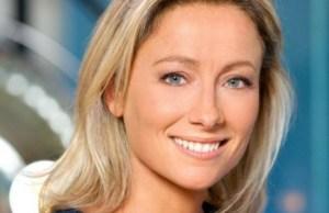Anne-Sophie Lapix Valérie Trierweiler
