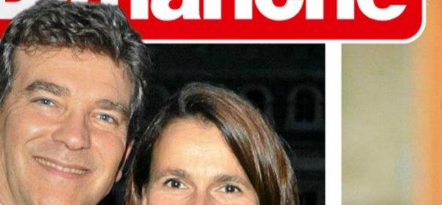 Arnaud Montebourg Aurelie Filippetti mariage