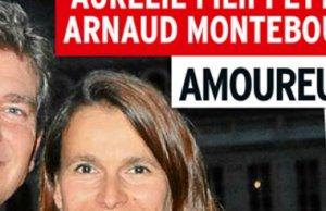 Arnaud Montebourg et Aurélie Filippetti Eygalières