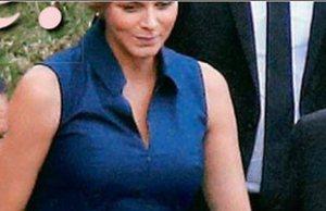 Charlene de Monaco Victoria Silvstedt