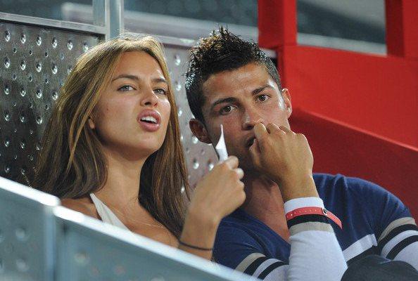 Cristiano Ronaldo mere fils
