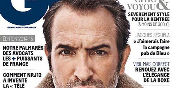 Jean Dujardin «plus fragile» depuis son Oscar selon Gilles Lellouche