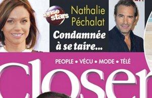 Jean Dujardin- Nathalie Péchalat condamner à se taire